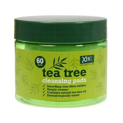 Tea Tree Tea Tree Cleansing Pads 60 stk