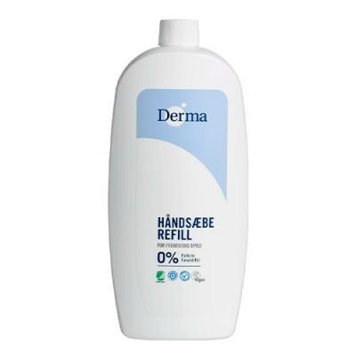 Derma Family Handsoap Refill 1000 ml