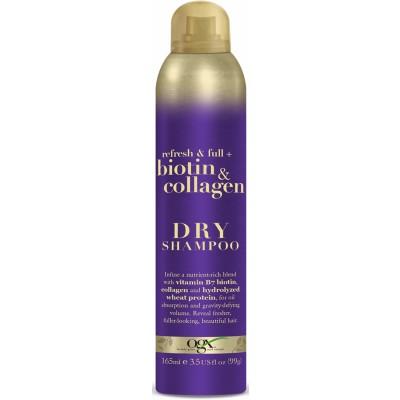 OGX Biotin Collagen Dry Shampoo 165 ml