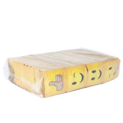 Pasante Smiley Emoji Regular Bulk Pack 144 pcs
