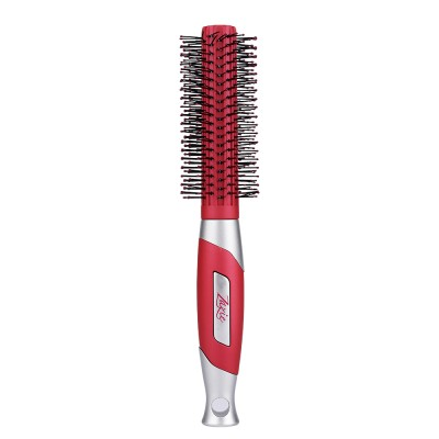 Zazie Hair Brush Round Roller Red 1 stk