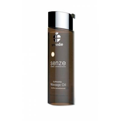 Swede Senze Euphoria Massage Oil Vanilla Sandalwood 75 ml