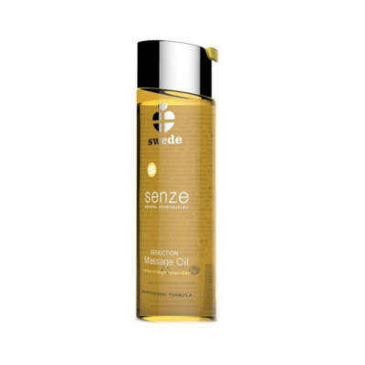 Swede Senze Seduction Massage Oil Clove Orange Lavender 75 ml
