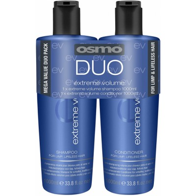 Osmo Extreme Volume Shampoo & Conditioner 2 x 1000 ml