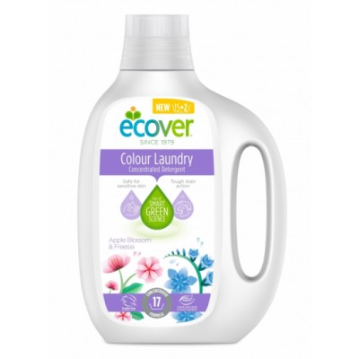 Ecover Liquid Laundry Color Care Detergent Apple Blossom 850 ml