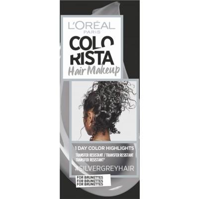 L'Oreal Colorista Hair Make Up #Silvergreyhair 30 ml
