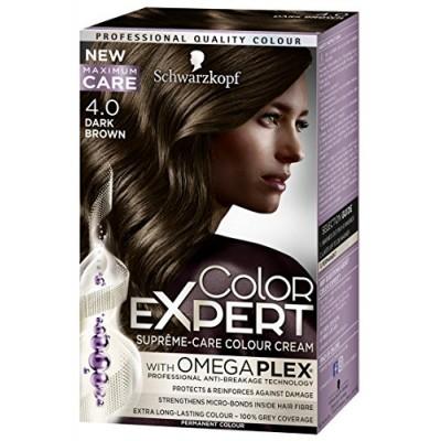 Schwarzkopf Color Expert 4.0 Dark Brown 1 kpl