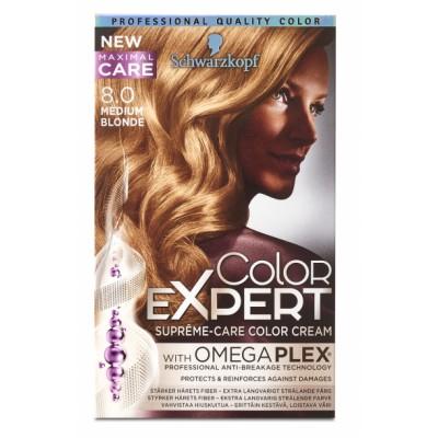 Schwarzkopf Color Expert 8.0 Medium Blonde 1 pcs