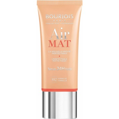 Bourjois Air Mat 24H Foundation 02 Vanilla 30 ml