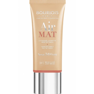 Bourjois Air Mat 24H Foundation 03 Light Beige 30 ml