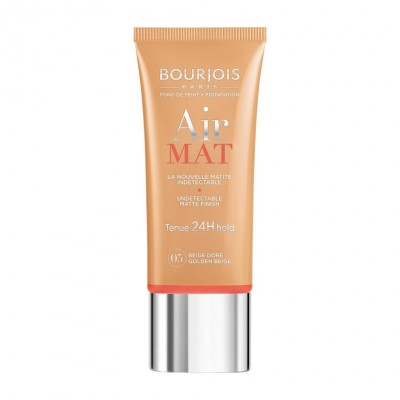 Bourjois Air Mat 24H Foundation 05 Golden Beige 30 ml