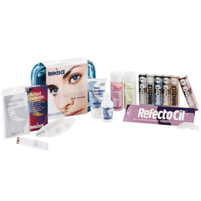 Refectocil Starter Kit Basic Colors 21 pcs