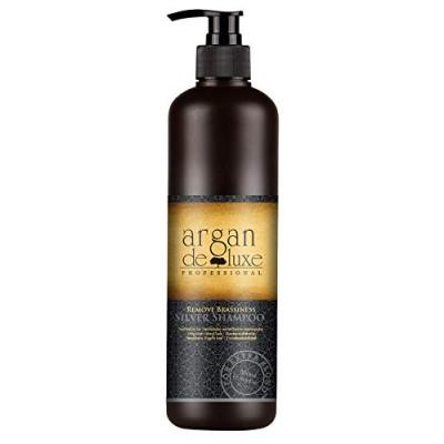 Argan De Luxe Silver Shampoo 500 ml