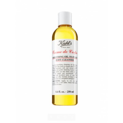Kiehl's Creme de Corps Smoothing Oil-To-Foam Body Cleanser 250 ml