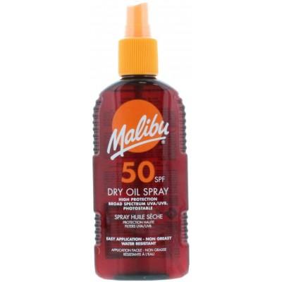 Malibu Dry Oil Spray SPF50 200 ml
