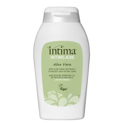 Intima Intiimisaippua Aloe Vera 350 ml