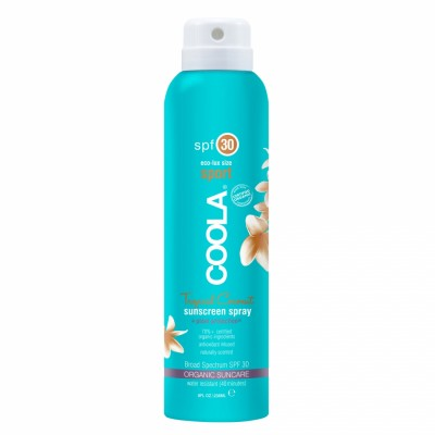Coola Sport Continuous Spray Tropical Coconut SPF30 236 ml