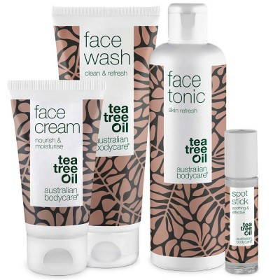 Australian Bodycare Face Kit 150 ml + 100 ml + 50 ml + 9 ml