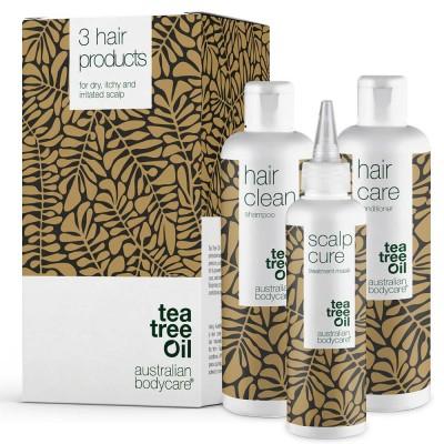 Australian Bodycare Hair Care Kit Cure & Shampoo & Conditioner 150 ml + 2 x 250 ml