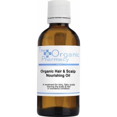 The Organic Pharmacy Organic Hair&Scalp Nourishing Oil 100 ml