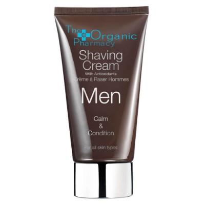 The Organic Pharmacy Men Shaving Cream 75 ml