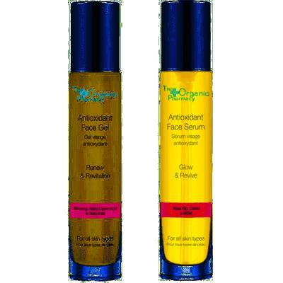 The Organic Pharmacy Antioxidant Duo 2 x 35 ml