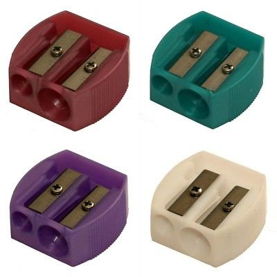 Body Collection Pencil Sharpener Assorted 1 stk
