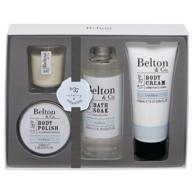 Belton & Co. Relax Bath & Body Set 100 ml + 250 ml + 150 ml + 1 st
