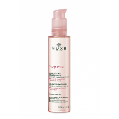 Nuxe Very Rose Cleansing Oil 150 ml