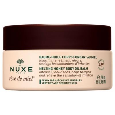 Nuxe Rêve de Miel Melting Honey Body Oil Balm 200 ml