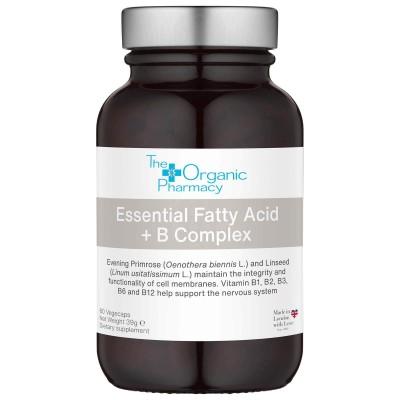 The Organic Pharmacy Essential Fatty Acid B Complex Capsules 60 pcs.