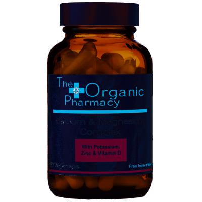 The Organic Pharmacy Calcium & Magnesium Complex Capsules 60 pcs.