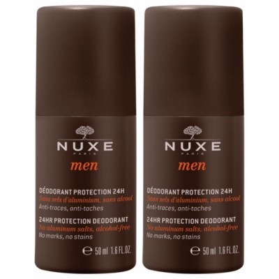 Nuxe Men 24HR Protection Deostick Duo 2 x 50 ml