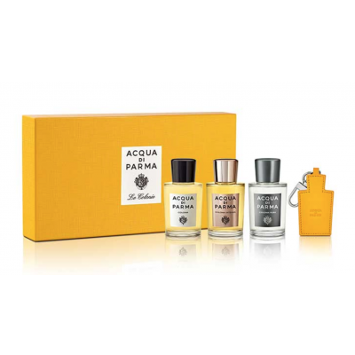 Acqua Di Parma Le Colonie EDC Gift Set 3 x 20 ml + 1 st