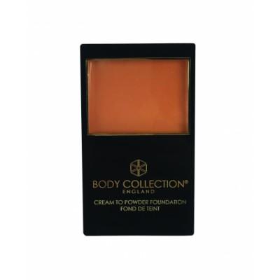 Body Collection Classic Cream Powder 02 1 kpl