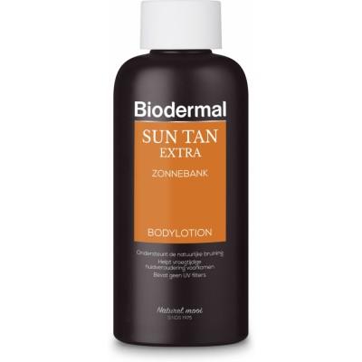 Biodermal Sun Tan Extra Bodylotion 200 ml