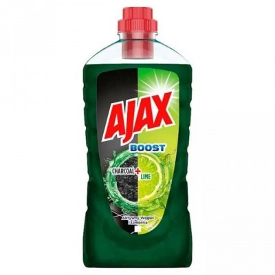 Ajax Multi Usage Cleaner Charcoal & Lime 1000 ml