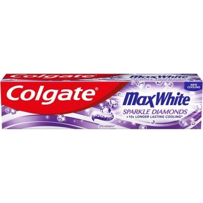 Colgate Max White Sparkle Diamonds Toothpaste 100 ml