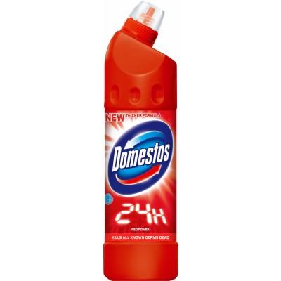 Domestos Red Power 24H puhdistusaine 750 ml