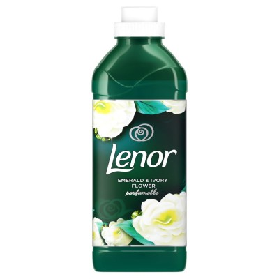 Lenor Emerald & Ivory Flower Fabric Conditioner 750 ml