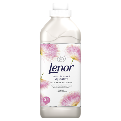 Lenor Silk Tree Blossom Fabric Conditioner 750 ml