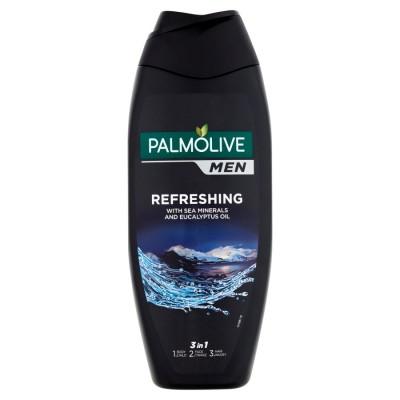 Palmolive Men Refreshing 3in1 Showergel 500 ml