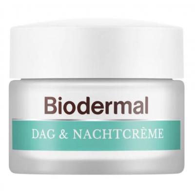 Biodermal Dag & Nachtcrème 50 ml