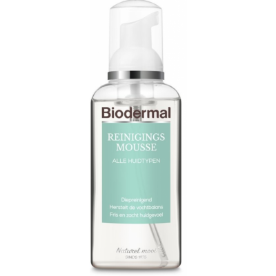 Biodermal Cleansing Mousse All Skin Types 150 ml