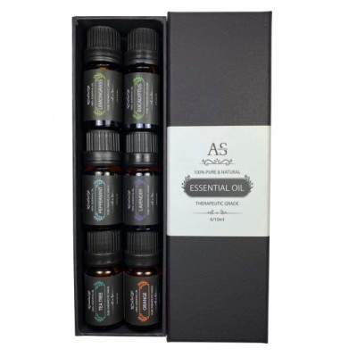AS Garden Essential Oils 6 stk