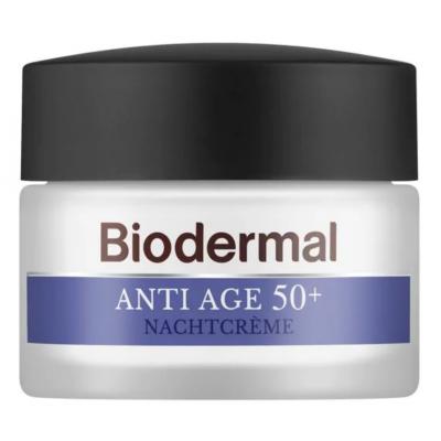 Biodermal Anti Age 50+ Night Creme 50 ml