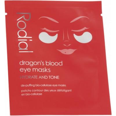 Rodial Dragon's Blood Eye Masks 1 pair