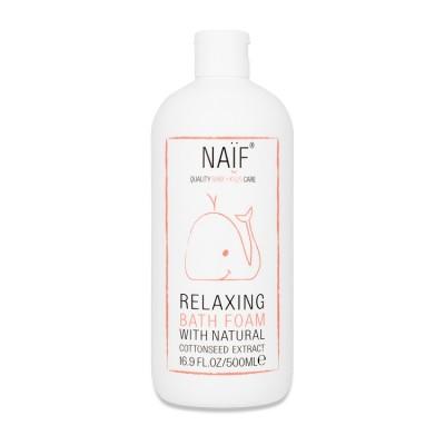 Naïf Care Relaxing Bath Foam 500 ml