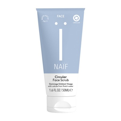 Naïf Care Circular Face Scrub 50 ml