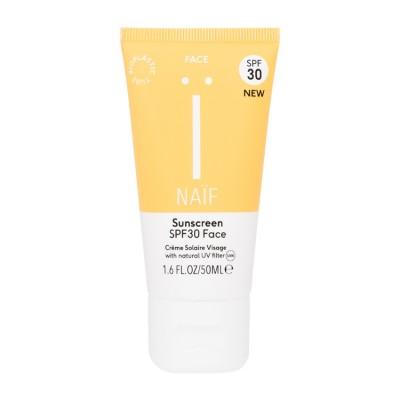 Naïf Care Sunscreen Face SPF30 50 ml